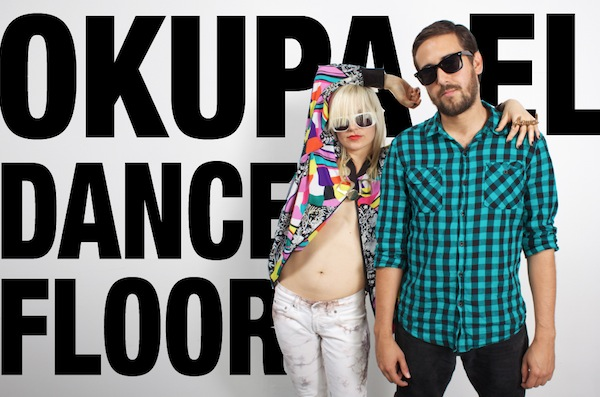 """Download Okupa El Dance Floor's electrópical """"Que lo Que"""""""