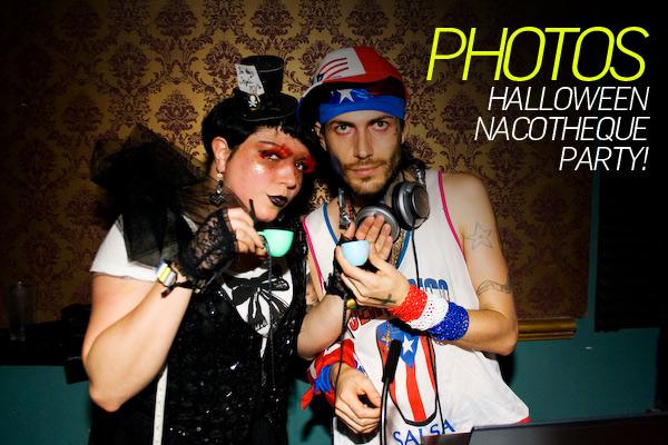 Photos: Nacotheque Halloween Party!
