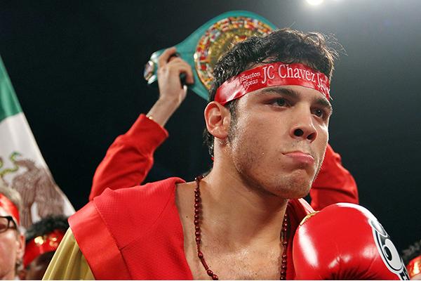 On the Blocks: Julio Cesar Chavez, Jr., Going Nowhere