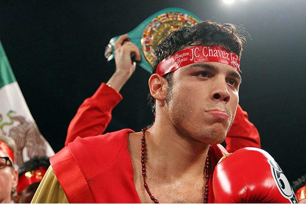 On the Blocks: Julio Cesar Chavez, Jr., Going Nowhere