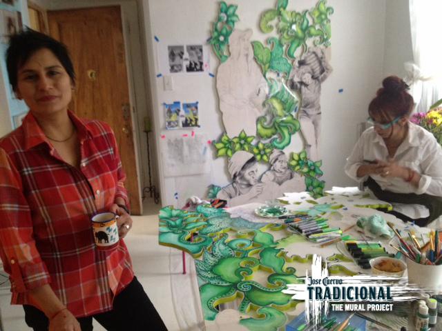 "Jose Cuervo Tradicional Artist Profiles: ""A sensation of permanence"""