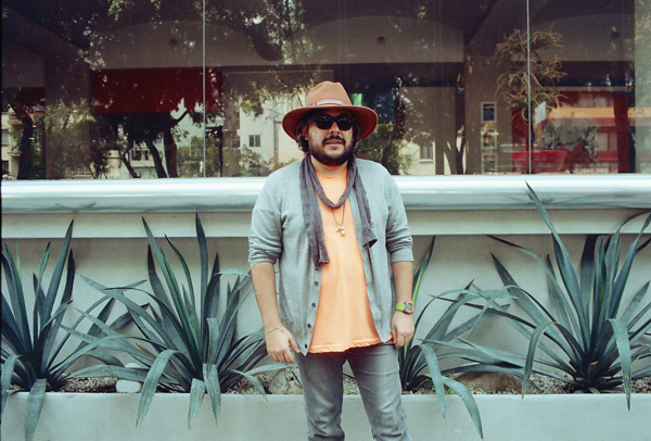 Interview: Rebolledo, When Dancing and DJing Aren't Enough [MEX]