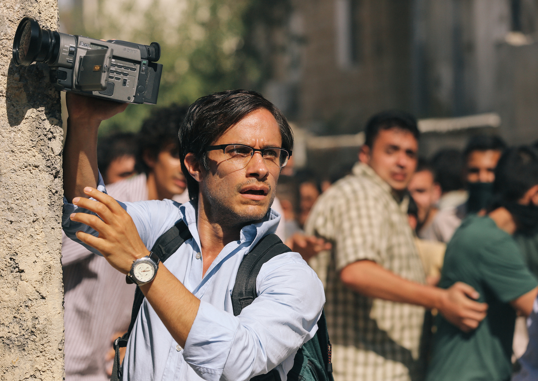 TRAILER: Gael Garcia Bernal Stars as Iranian Journalist in Jon Stewart's Intense Directorial Debut
