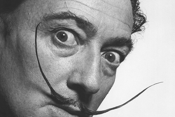 A Man Stole a $20K Salvador Dalí Etching From a San Francisco Gallery in Broad Daylight