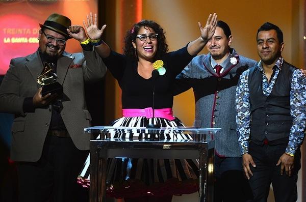 Who We Didn't See on TV: La Santa Cecilia, Draco Rosa + more Take Home Grammys