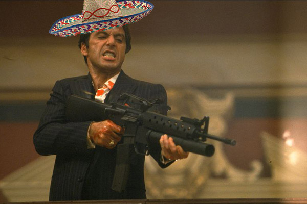 Dream Casting the 'Scarface' Remake (This Time, Tony Is Mexican!)