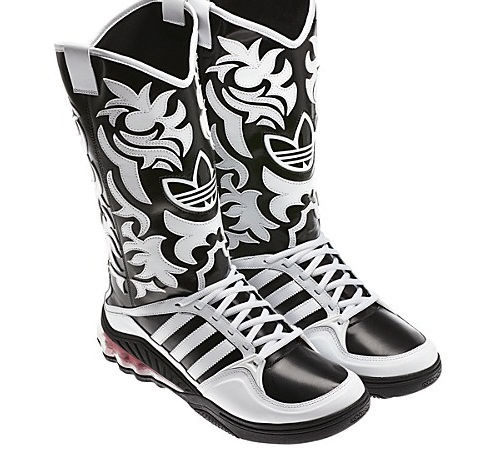 Adidas Cowboy Boots Might Be The Mexican Hipster-est Thing Ever