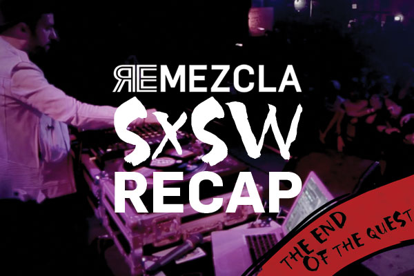 SXSW 2012 Video Recap: The End of the Quest