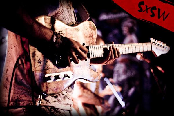 SXSW 2012: Austin Vida & Peligrosa, Nacional Records Showcases, w/ Los Rakas, 3Ball MTY, ASTRO, La Vida Bohéme 3/16