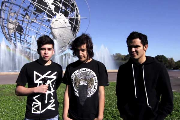 City Sessions: 3Ball MTY [VIDEO]