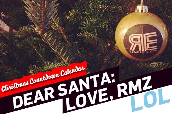 Remezcla's Letter To Santa
