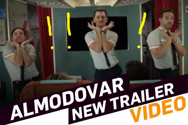 "Pedro Almodóvar Releases Teaser Trailer for ""I'm So Excited"""