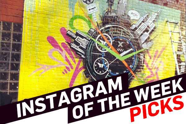 Instagram of the Week: Vickipages