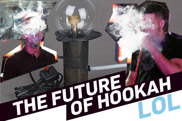 El Barrio Can Breathe Easy: We Now Have Electronic Hookahs