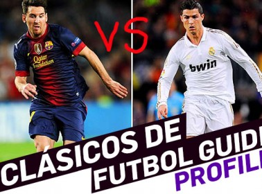 Your Guide to Clásicos De Futbol Rivalries: FC Barcelona vs. Real Madrid C.F.