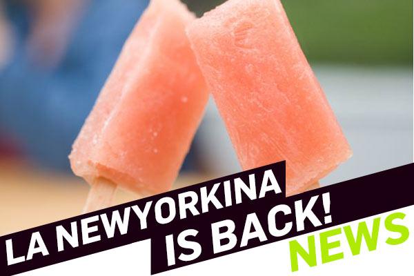 La Newyorkina's Paletas Are Coming Back!