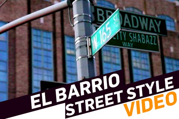 Washington Heights Street Style Inspired By X-Men, Old Ladies, Ed Hardy & More [VIDEO]