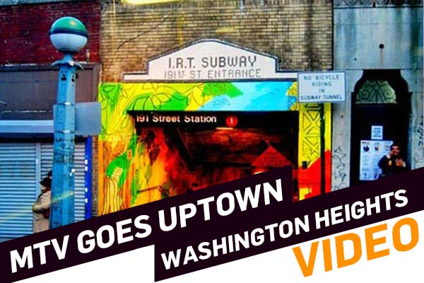 """MTV Releases Trailer for New Docu-Series """"Washington Heights"""" [VIDEO]"""