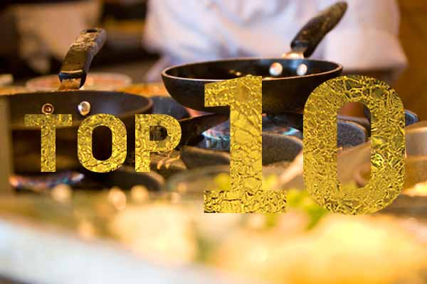 Cooking With Ritmo: Top 10 Culinary Tracks
