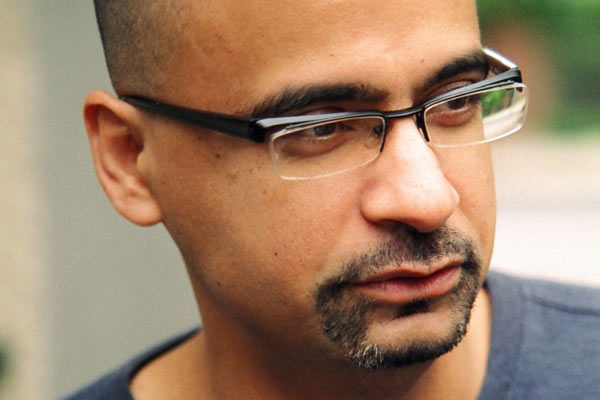Junot Diaz is on Twitter now, so follow him