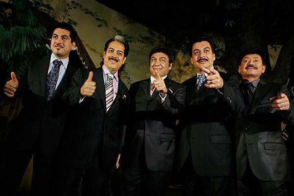Calle 13, Zack de la Rocha, Andres Calamaro to Guest on Tigres del Norte MTV Unplugged
