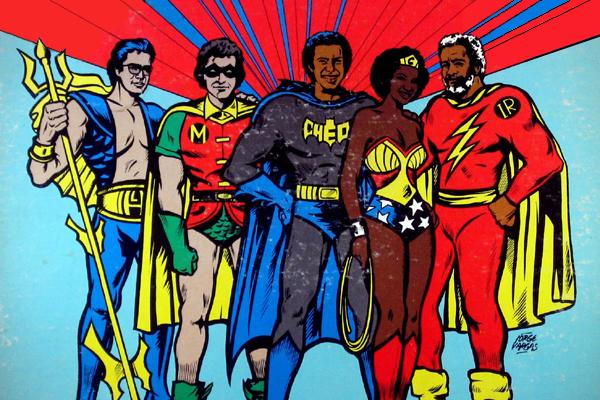 Superhéreos de Latinoamérica: Top 10 Superhero Songs