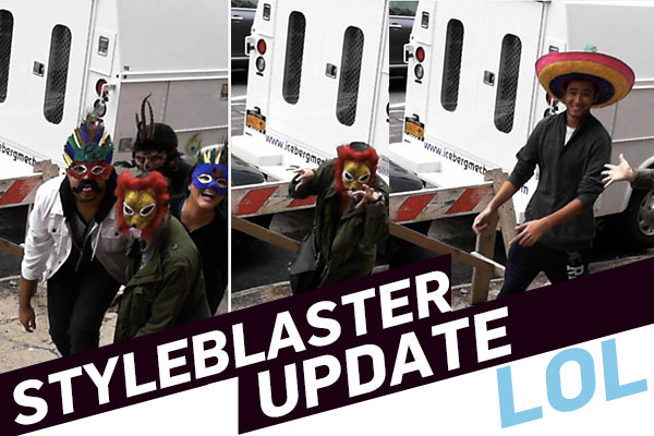 StyleBlaster Update: Now With More Trolling
