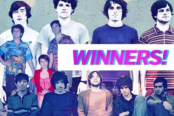 Spain's 2011 Indie Music Award Winners! El Guincho, Triángulo de Amor Bizarro, Javiera Mena & More!