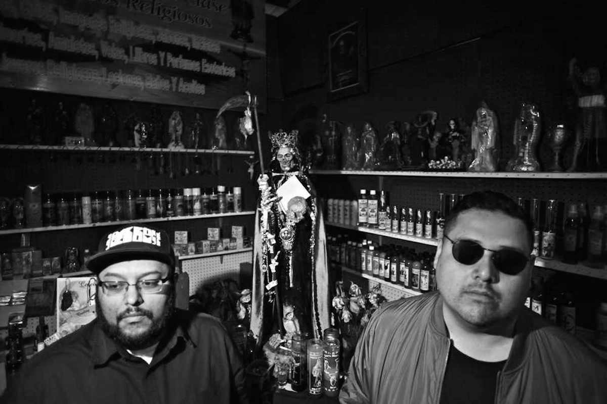 Svntv Mverte's Dark Dembow Mixtape for Día de Muertos #CulturaDura