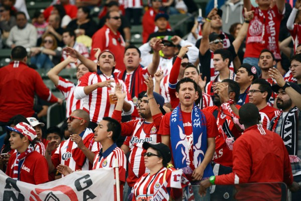 MLS: Chivas USA at Los Angeles Galaxy