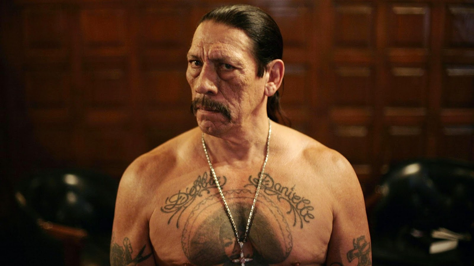 Watch Danny Trejo Audition for 'Star Wars' as Princess Leia