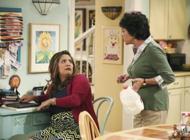 Cristela and mom