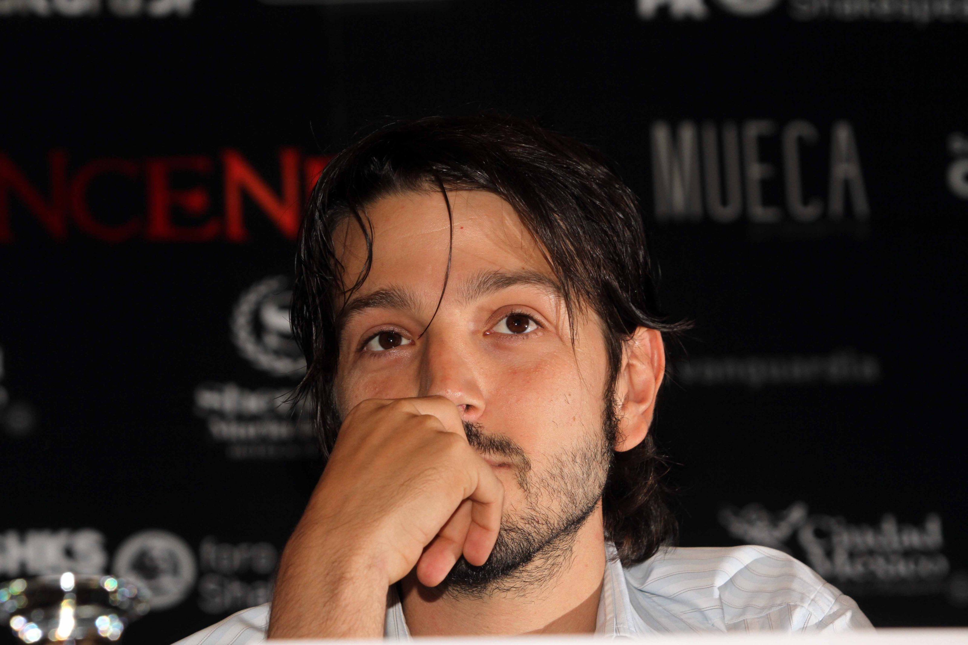 Diego Luna On How Day of the Dead Helped Him Cope With the Death of His Mother