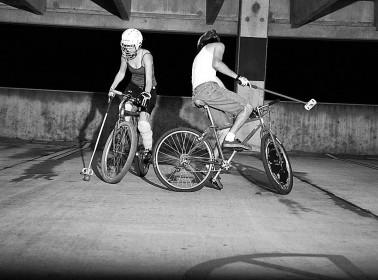 A Look at Latin America's Growing Bike Polo Scene