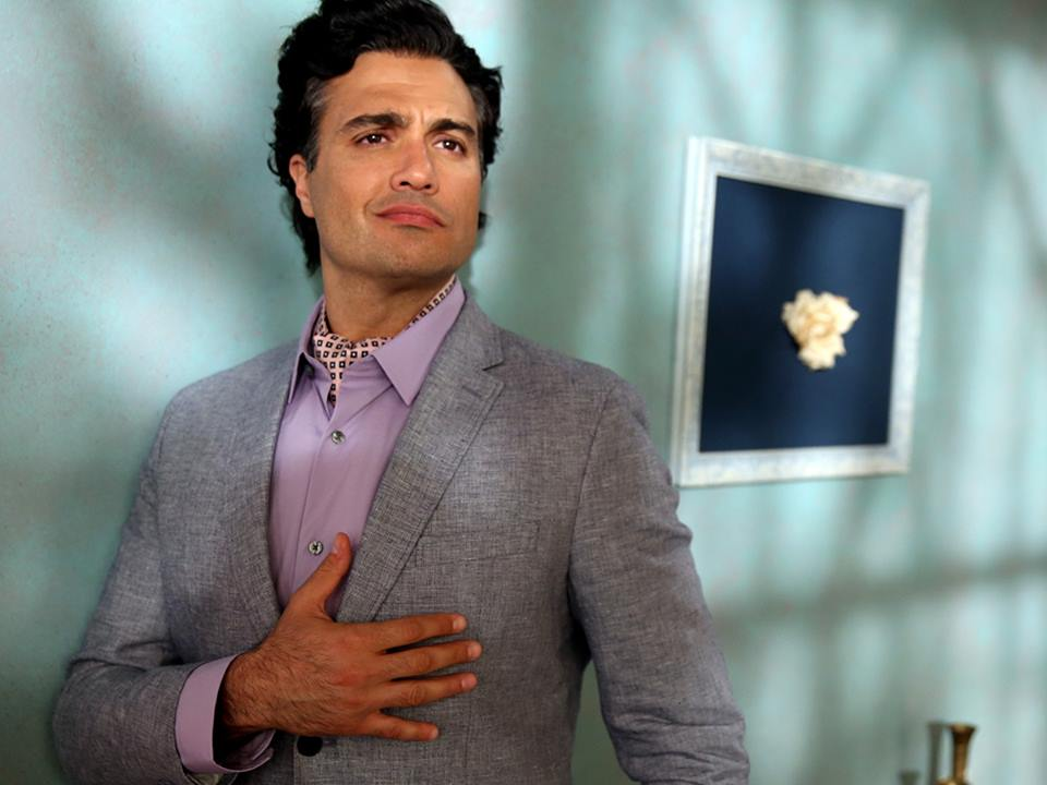 Jaime Camil Gets Naked In His Quest For an Emmy Nomination