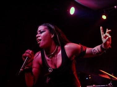 Jessica Pimentel Metal Band 2
