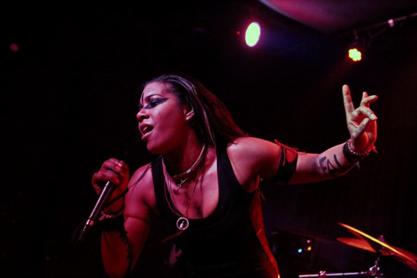 Jessica Pimentel Metal Band 2