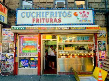 Watch Anthony Bourdain Eat Garifuna Cuisine and Cuchifritos in the Bronx