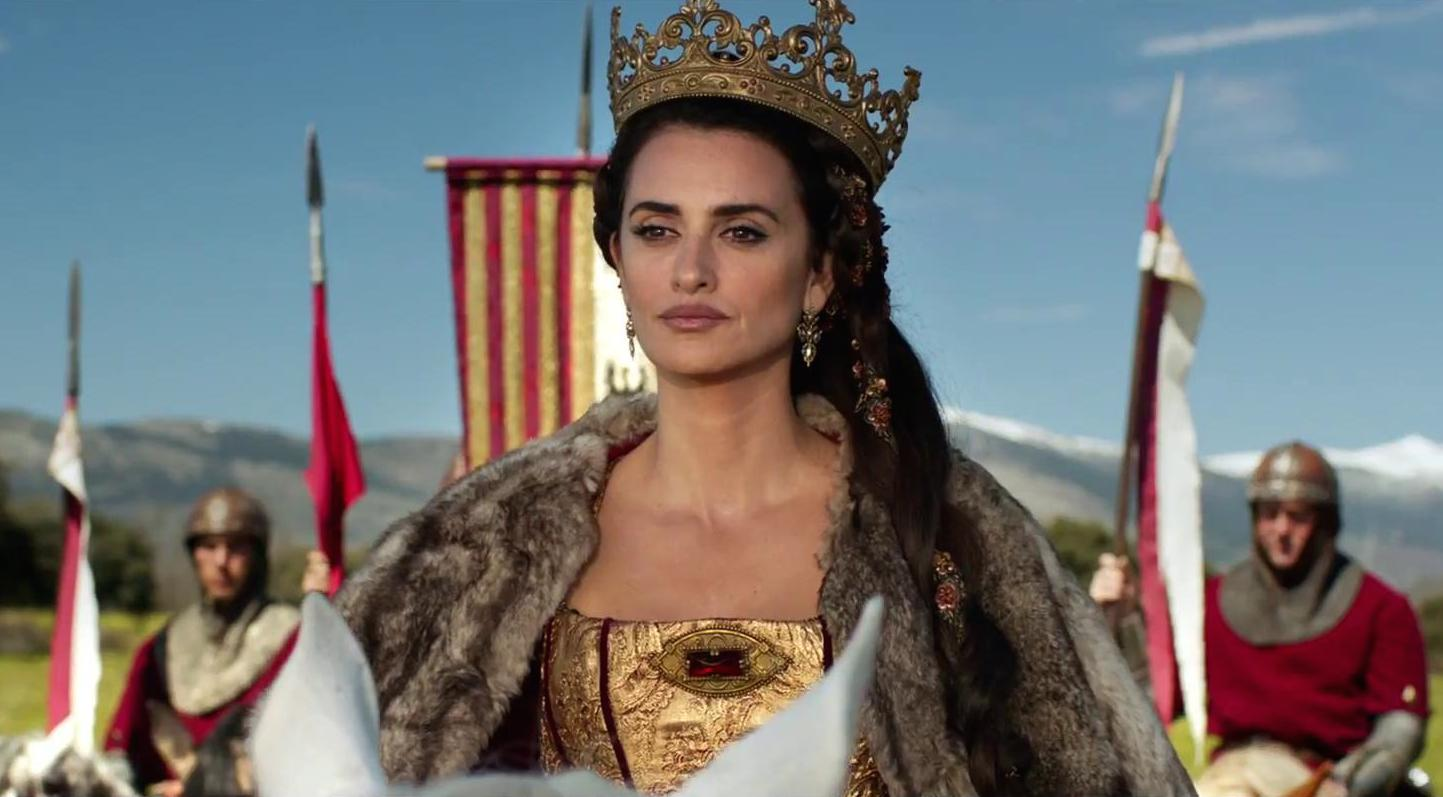 trailer fernando truebas the queen of spain starring