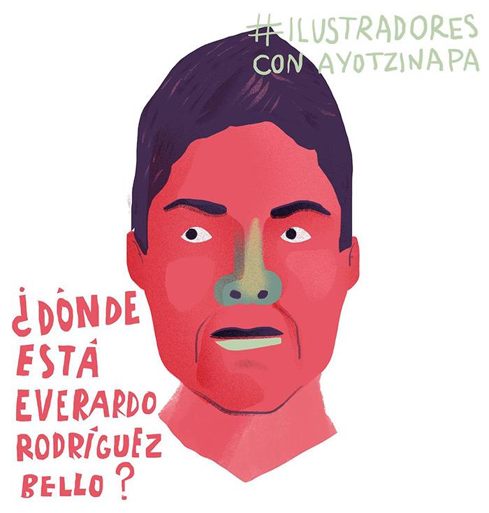 Yo, Bruno Valasse, quiero saber dónde está Everardo Rodríguez Bello.