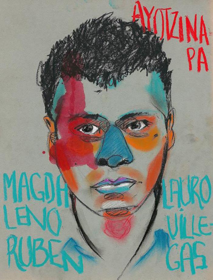 Yo, Carlos Ibarra, quiero saber dónde está Magdaleno Rubén Lauro Villegas.