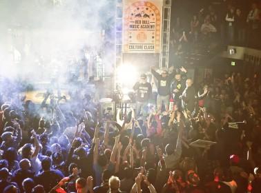 Red Bull Music Academy Presents: Culture Clash