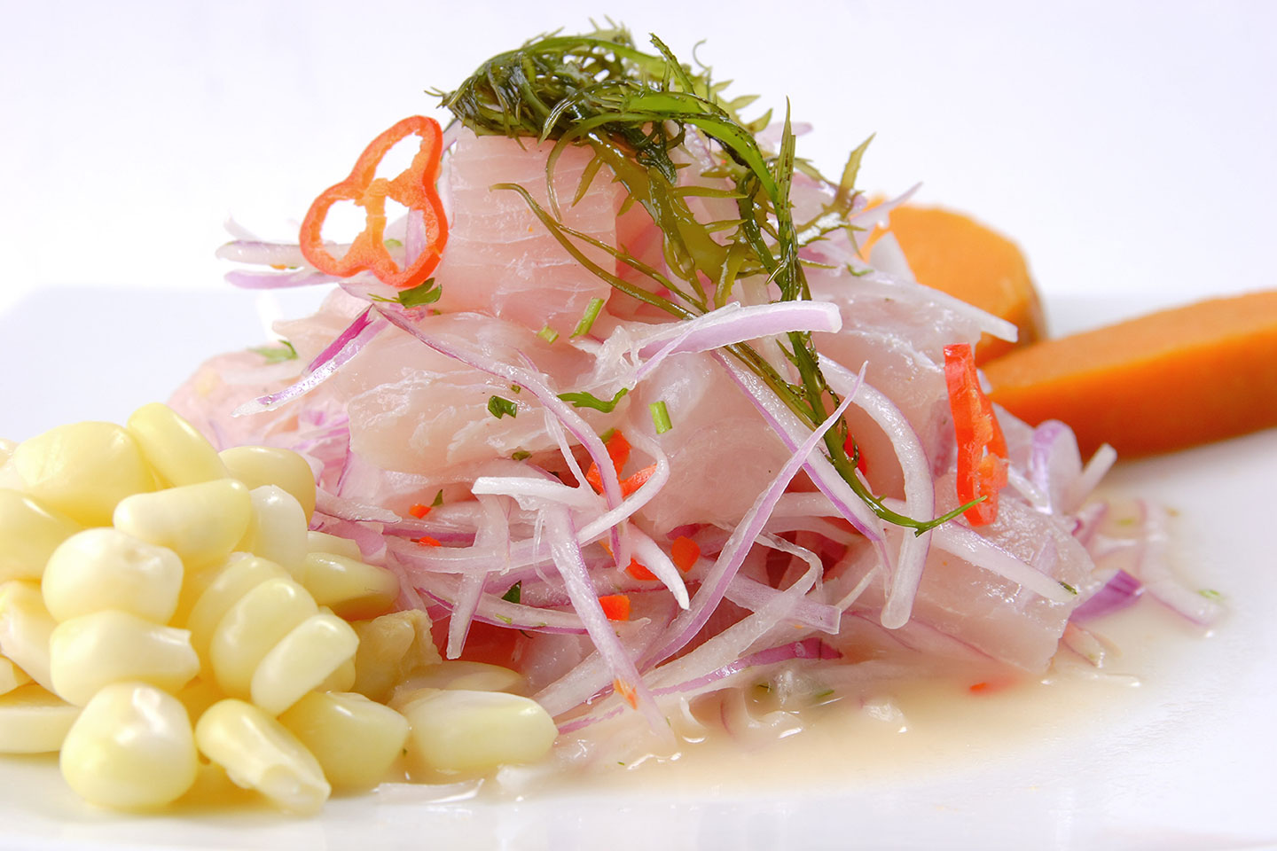 The Results Are In: The Best Ceviche in NYC is Actually in ...