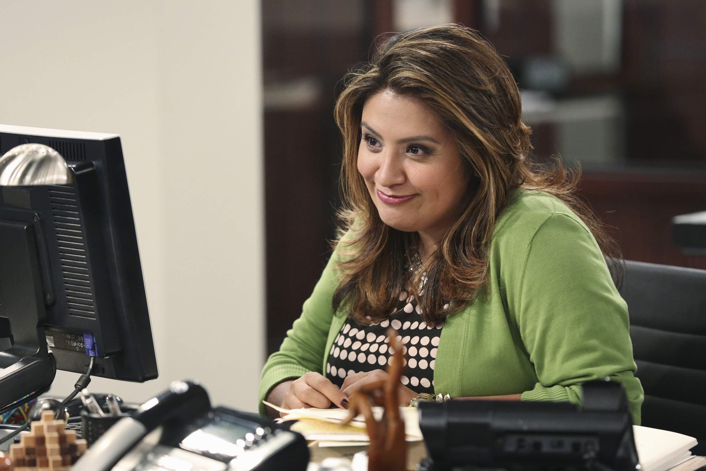 Cristela Alonzo On Being the First Latina to Write and Star in Her Own Show and Why She Loves Roseanne