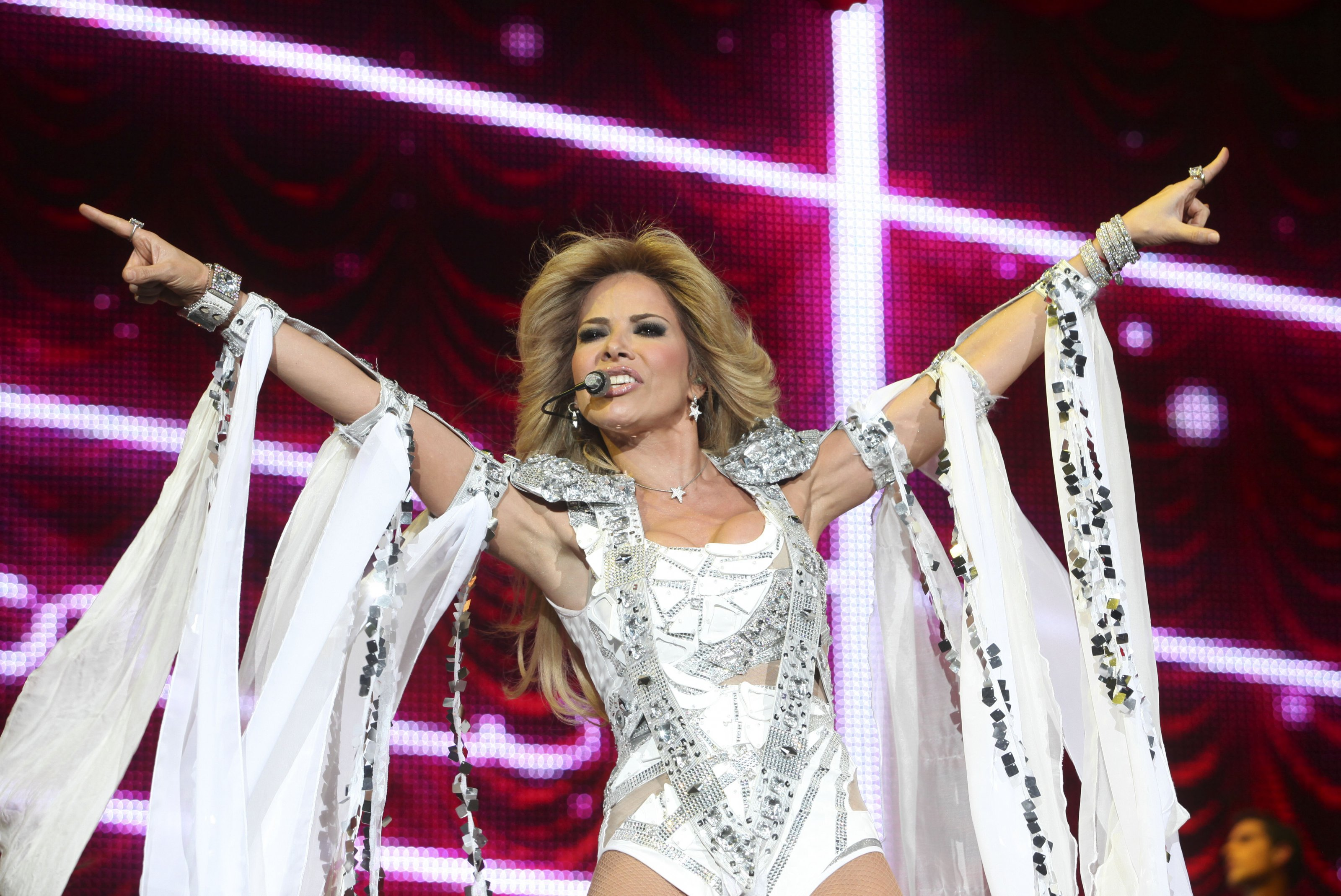 Gloria Trevi's New 'Reality Show' Tries to Convince Us She's Not Insane