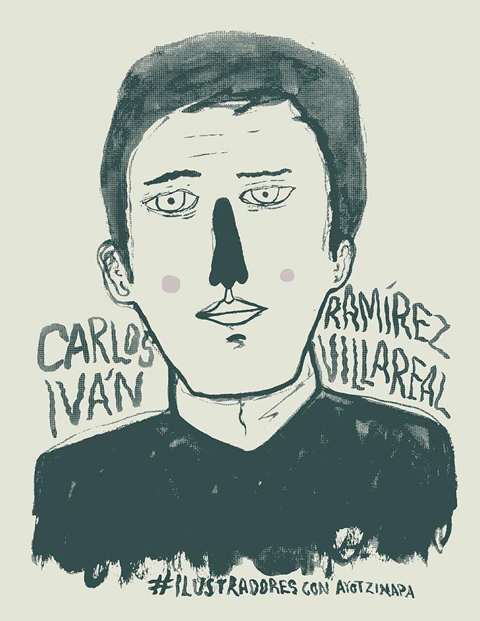 Yo, Raúl Velázquez Collado, quiero saber dónde está Carlos Iván Ramírez Villareal.
