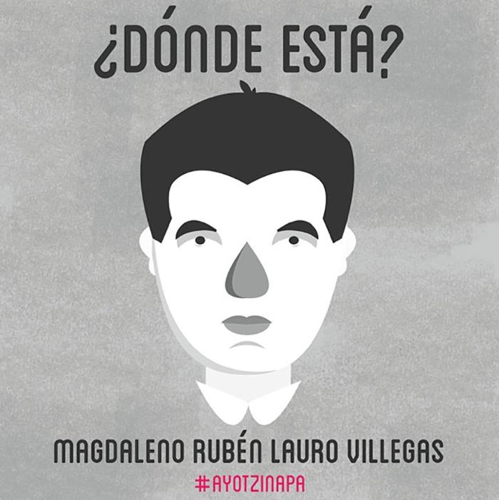 Yo, Seviche, quiero saber dónde está Magdaleno Rubén Lauro Villegas.