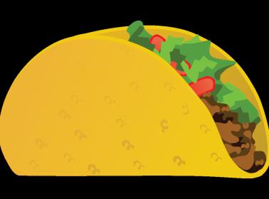 Taco Emoji - 3