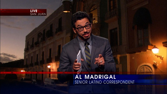 Al Madrigal Senior Latino Correspondent
