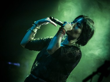 Ana Tijoux Concert with Alla & Dos-Santos